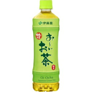 *受発注* 伊藤園 おーいお茶 緑茶 525ml ペットボトル 1ケース(24本)