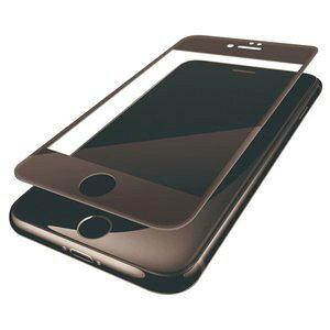 エレコム iPhone 8 Plus/7 Plus用 保護フィルム フルカバー 防指紋 反射防止(ブラック) PM-A17LFLFRBK 【返品交換不可】