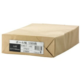 *受発注* 今村紙工 ボール紙 A4 業務用パック TTM-A4 1パック(100枚)