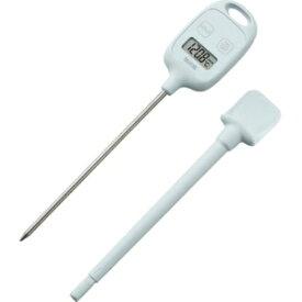 *受発注*タニタ デジタル温度計 ブルー TT-583-BL 1個