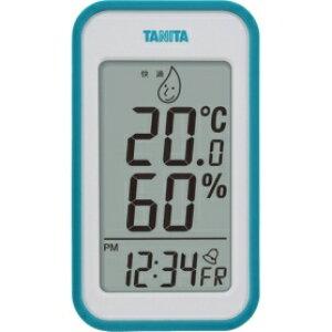 *受発注* タニタ デジタル温湿度計 ブルー TT559BL 1個