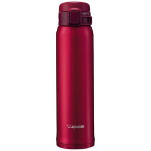 *受発注* 象印 ステンレスボトル SM-SE型 60サイズ(0.60L) ガーネットレッド SM-SE60-RZ 1本