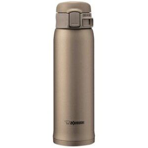 *受発注*象印 ステンレスボトル SM-SE型 48サイズ(0.48L) ベージュゴールド SM-SE48-NZ 1本