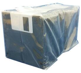 【50枚】 ノーブランド 3.5インチ 2HD フロッピーディスク アンフォーマット 50枚入 バルク品 N/B MF-2HD(50P) バルク1Px50 【返品交換不可】