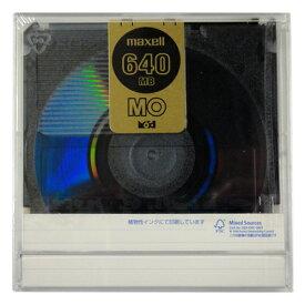【100枚まとめ買い】マクセル 3.5型 MOディスク 640MB 100枚 アンフォーマット maxell MA-640B1P100