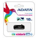 【数量限定☆超特価】<スマホ対応USBメモリ>ADATA DashDrive Durable UD320 USBフラッシュメモリ 16GB AUD320-16G-C…