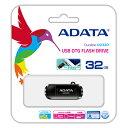 【数量限定☆超特価】<スマホ対応USBメモリ>ADATA DashDrive Durable UD320 USBフラッシュメモリ 32GB AUD320-32G...
