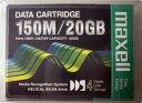 【生産終了品・在庫限り・旧パッケージ】 maxell DDSデータカートリッジ DDS-4 20GB/40GB 150m HS-4/150S(D)