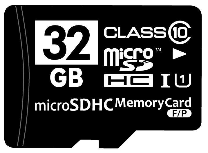☆バルク品☆microSDHCカード Class10 32GB SD変換アダプター/プラケース付き MFMCSDHC10X32G_BULK 【メール便OK】【返品交換不可】