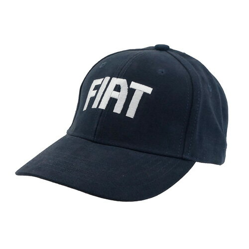 FIAT(フィアット)純正 キャップ(ネイビー)