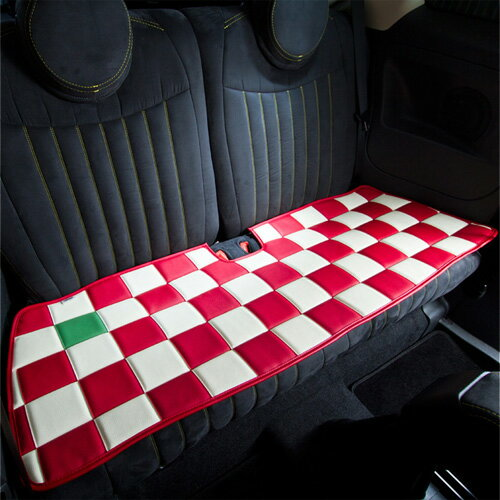 FIAT(フィアット) 500ロングシート(チェッカー3色)【CABANA】