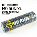 HohmTech Hohm RUN XL INR 21700バッテリー 30.3A 4007mah ホームテック ホームラン 電子タバコ vape バッテリー 2170…
