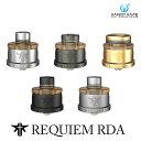 VANDYVAPE REQUIEM RDA バンディーベイプ レクイエム RDA vape 22mm アトマイザー RDA シングル 24mm MTL DL 背が低い