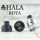 【スタンド付き】 GASMODS Hala RDTA ガスモッズ ハラ 電子タバコ vape アトマイザー 小さい 直径 22mm タンク ニクソ…