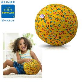 正規品 ボーネルンド [ブーバブルーン カラフルリング・イエロー] ボール 風船 おもちゃ 赤ちゃん