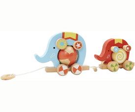 正規品 エドインター [くるくるサーカス] 木のおもちゃ 木製玩具
