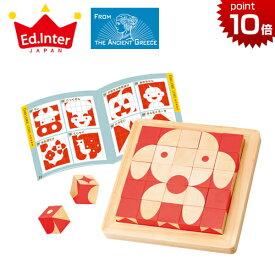 正規品 エド・インター 知の贈り物 [脳活キューブ] エドインター 知育玩具