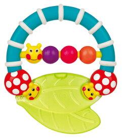 正規品 [日本正規品]Sassy(サッシー)ラトル キャタピラー・ティーザー おもちゃ ラトル 玩具