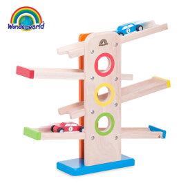 正規品 木のおもちゃ wonderworld(ワンダーワールド) [タンブルカー] 木のおもちゃ 木製玩具 おもちゃ
