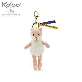 正規品 Kaloo(カルー) プティプレシューズ・キーチェーン フォックス・ロクシャ