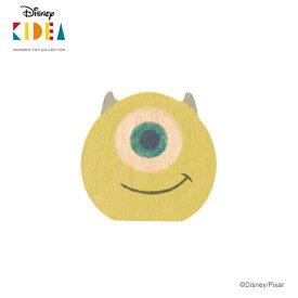 Disney KIDEA(キディア) [マイク] 積み木 つみき 木のおもちゃ 木製玩具 1歳 誕生日プレゼント