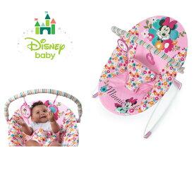 正規品 ディズニーベビー [ミニーマウス・パーフェクトインピンク・バウンサー] Disney baby バウンサー