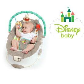 正規品 ディズニーベビー [ウィニーザプー・ドッツ&ハニーポッツ バウンサー] Disney baby バウンサー