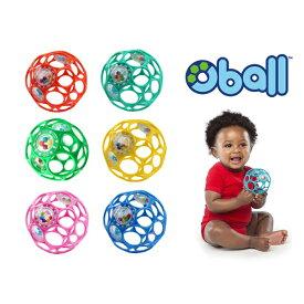 正規品 [オーボール3ラトル] オーボール ラトル oball ボール おもちゃ ベビーカー