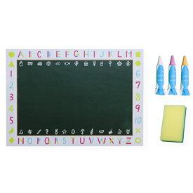 正規品 おふろ用キットパス3色&おえかきシート 黒板+ABC Kitpas(キットパス) お風呂 おもちゃ お絵かき