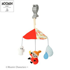 MOOMIN BABY(ムーミンベビー) [ミニメリー リトルミイ] おもちゃ ラトル ベビーカートイ