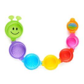 正規品 munchkin(マンチキン) [キャタピラー・スピラー] 水遊び お風呂遊び お風呂 おもちゃ