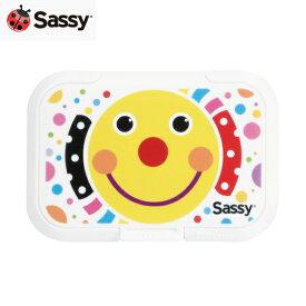 正規品 ビタット bitatto [メール便対応] Sassy(サッシー) ビタット [スマイリー] おしりふきケース bitatto