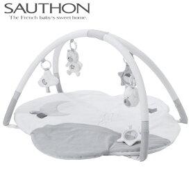 正規品 SAUTHON(ソトン) [プレイマット セレスト] ベビーマット プレイジム ベビージム
