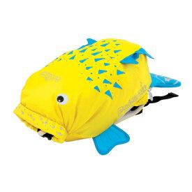 正規品 キッズ用防水リュック trunki(トランキ) 防水パドルバッグ スパイク・ブロウフィッシュ キッズ リュック リュックサック リュック キッズ
