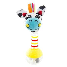 正規品 Sassy(サッシー) [ピーカブー・ラトル ゼブラ] [あす楽対応] おもちゃ 歯固め