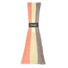 正規品 [メール便対応] tonga(トンガ) トンガ・フィット 抱っこひも ブロッサムストライプ (ベビーホルダー スリング トンガ) FILT フィルト