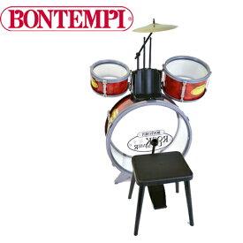 正規品 BONTEMPI(ボンテンピ) [ロックドラム] [あす楽対応] おもちゃ ドラム 楽器 bontempi