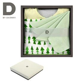正規品 D BY DADWAY(ディーバイダッドウェイ) ギフトセット プチ [モリノコ] [あす楽対応] 出産祝い 男の子 女の子