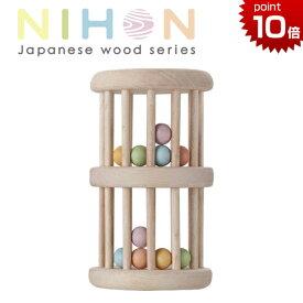 正規品 Ed.Inter(エドインター) NIHONシリーズ [いろはタワー] [あす楽対応] 楽器 おもちゃ 木製玩具 木のおもちゃ