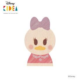 正規品 Disney KIDEA(キディア) [デイジーダック] [あす楽対応] 積み木 つみき 木のおもちゃ 木製玩具