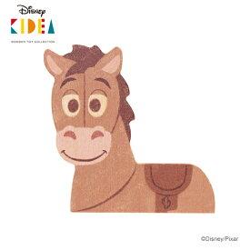 正規品 Disney KIDEA(キディア) [ブルズアイ] [あす楽対応] 積み木 つみき 木のおもちゃ 木製玩具