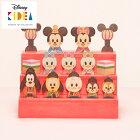 正規品 Disney KIDEA(キディア) KIDEA&BLOCK [ひなまつり] [あす楽対応] 積み木 つみき 木のおもちゃ 木製玩具
