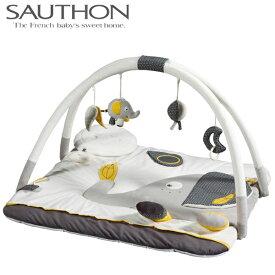 正規品 SAUTHON(ソトン) [プレイマット ベビファン] [あす楽対応] ベビーマット プレイジム ベビージム