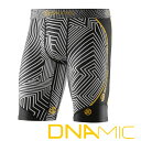 スキンズ ディーエヌエーミック skins DNAmic メンズ ハーフタイツ Half Tights COLLABO【正規品】 コンプレッション インナー 【あす楽_年中無休】【メール便可】※セール