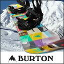 バートン セット スノーボード 板 BURTON 2点セット 16-17【Feather 】ボード × 【Citizen Re:Flex 】ビンディング 【正規品 2点セット 】