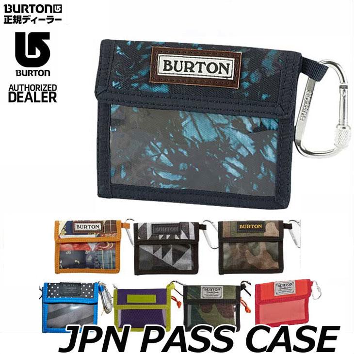 【旧モデル】BURTON バートン パスケース 【JPN PASS CASE 】 ジャパンパスケース スノーボード 「メール便可」 日本正規品 【返品種別SALE】