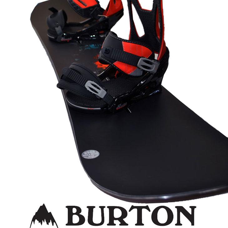 バートン セット スノーボード 板 BURTON 2点セット 17-18【Instigator 】ボード × 【FREESTYLE Re:Flex 】ビンディング 【正規品 2点セット 】【返品種別OUTLET】