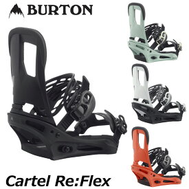 19-20 BURTON バートン メンズ ビンディング 【Cartel Re:Flex 】 【日本正規品】 ship1【返品種別OUTLET】