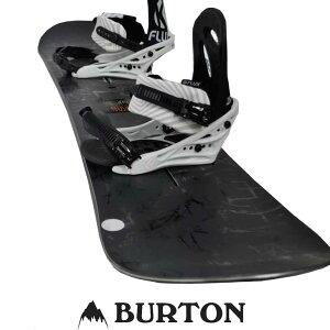 バートン セット スノーボード 板 BURTON ビン  FLUX 2点セット 17-18【AMPLIFIER 】ボード × 18-19【FLUX PR 】ビンディング  ship1