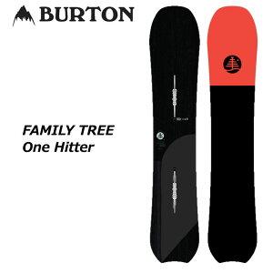 19-20 BURTON バートン メンズ スノーボード 【FAMILY TREE One Hitter 】 【日本正規品】 【返品種別OUTLET】ship1